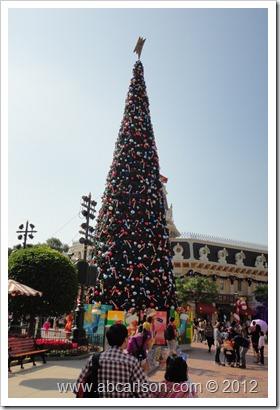 HKD Christmas Tree