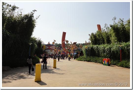 HKD Toy Story Land