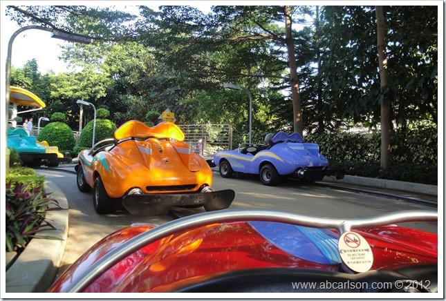 HKD Traffic Jam