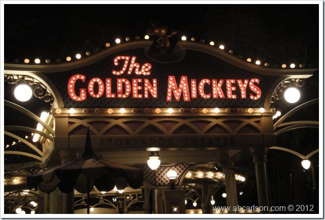 HKD Golden Mickeys