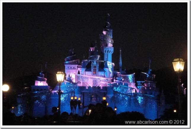 HKD Night Castle