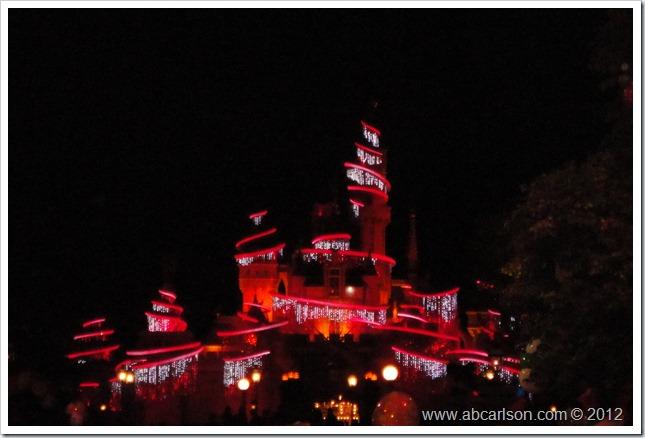 HKD Castle Lights