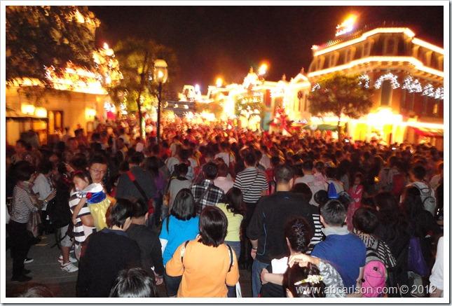 HKD Crowd