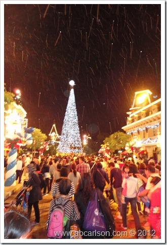 HKD Snow on Main Street