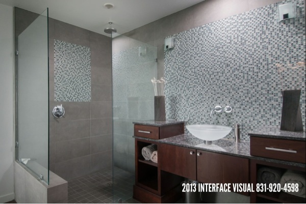 i really like the look and feel of this bathroom this is part of a very successful condo remodel in pebble beach - Condo Bathroom Remodel