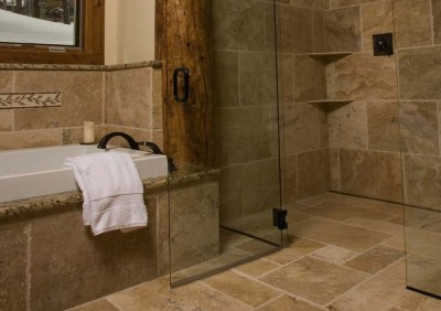 Apart From The Obvious Advantages Of The Design In Creating Handicap Showers,  The Installation Of The Linear Drains Is Also Easier Than The Traditional  ...