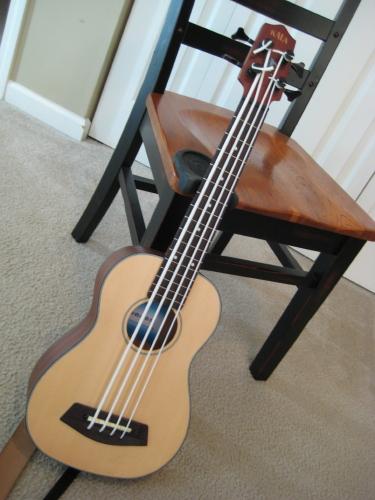 gear reviews aquila 39 thundergut 39 bass ukulele strings. Black Bedroom Furniture Sets. Home Design Ideas