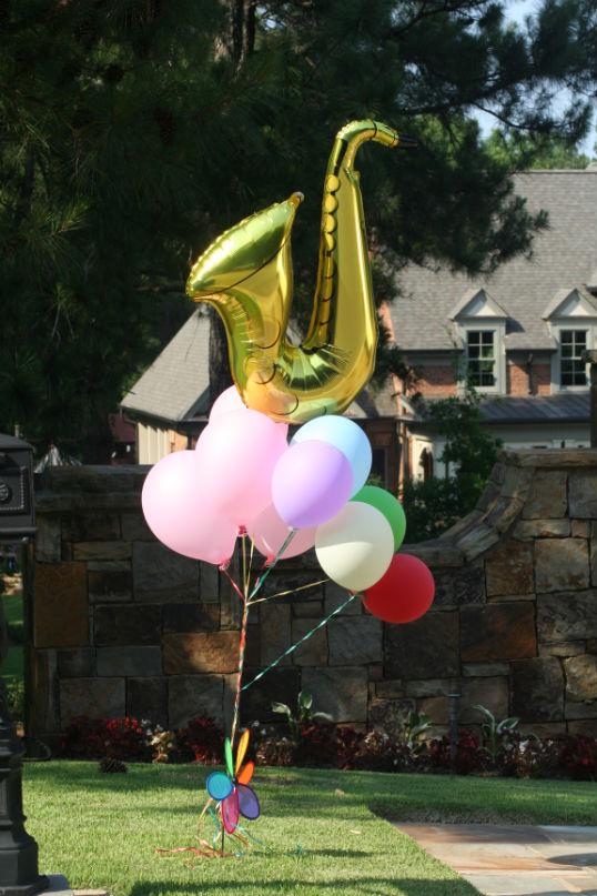 birthday party ideas blog backyard music birthday bash