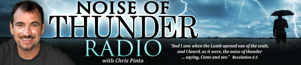 Noise of Thunder Radio with Christian J. Pinto