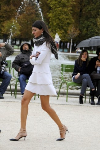 Valentino Studded Kitten Heels Fall Winter 2011 Black Giovanna Battaglia S Closet I Want