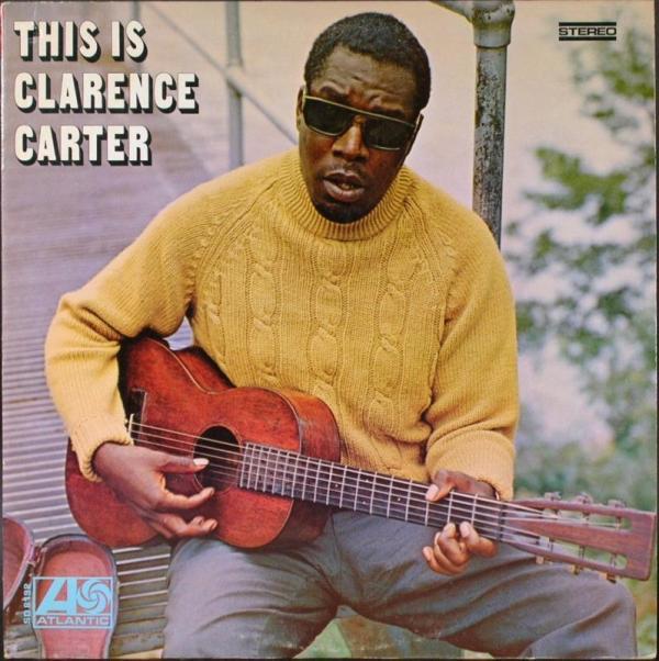 Clarence Carter - Slip Away / Funky Fever