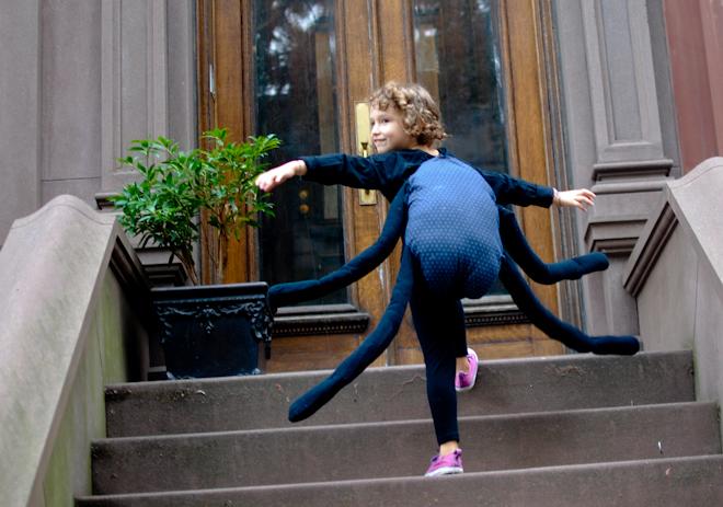 halloween costume spider - Kids Spider Halloween Costume