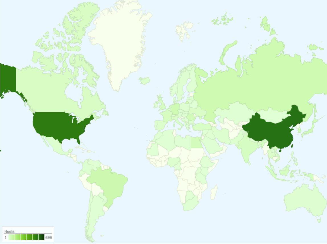 Map Generated with JCSOCALu0027s GIPC TekDefense