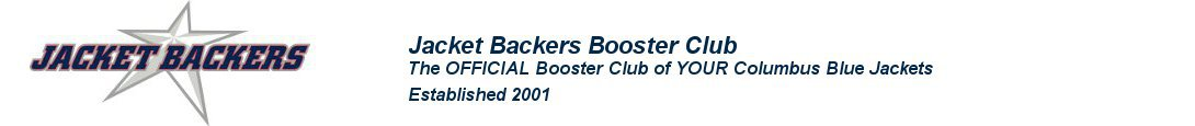 2997321ba61 Jacket Backers Booster Club