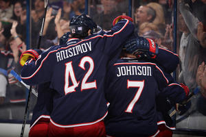 Community Power Play Raises $82 for the Blue Jackets Foundation