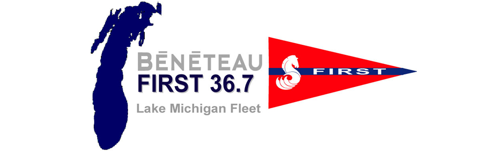 Lake Michigan Beneteau First 36.7 Fleet