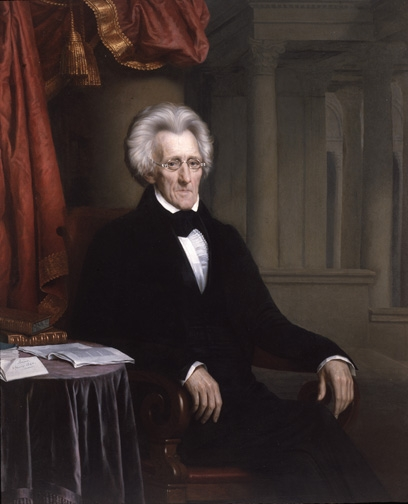 andrew jackson the sharp knife essay Andrew jackson, the 'sharp knife' essay - andrew jackson, the sharp knife  when we look back into history, we are now able to fully comprehend the.