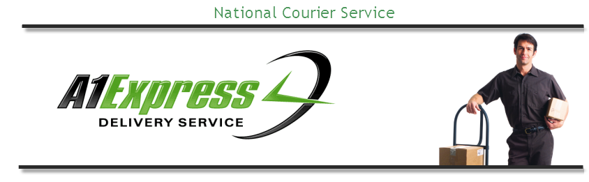 National Courier Service | A1Express Blog
