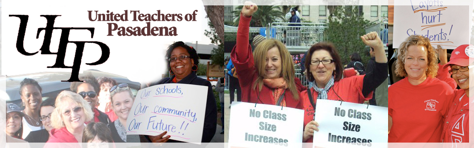 United Teachers of Pasadena