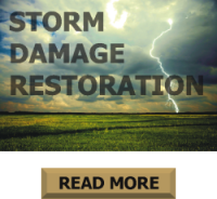 atlanta area storm damage repair, hail damage repair, wind damage repair, tornado damage repair