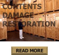 atlanta area fire and smake damage repair, contents cleaning and removal