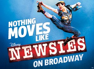 Newsies on Broadway Insider Discount Tickets