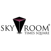 Sky Room Nightclub official logo.