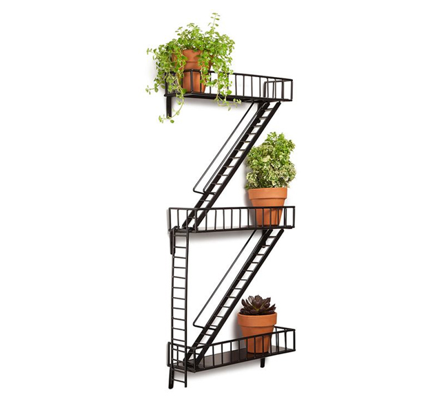 You 39 Re Welcome You 39 Re Welcome Gifted Fire Escape Shelf