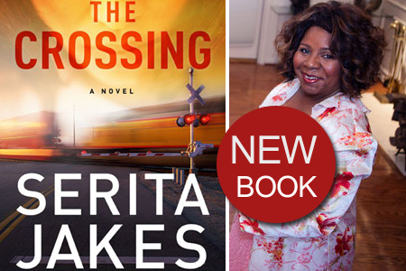BOOK BUZZ: Serita Jakes to Release New Novel, 'The Crossing' (Video