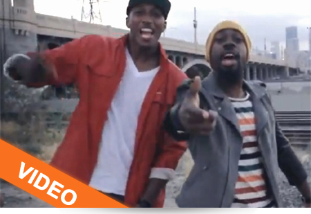 VIDEO BUZZ: Watch Lecrae's 'Tell the World' featuring Mali Music