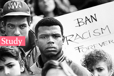 the history of racism prejudice and slavery in america Racism is an ongoing force that negatively impacts the lives of americans every day the racist mindset in america stems from the times of slavery, where blacks were thought to be inferior to whites.
