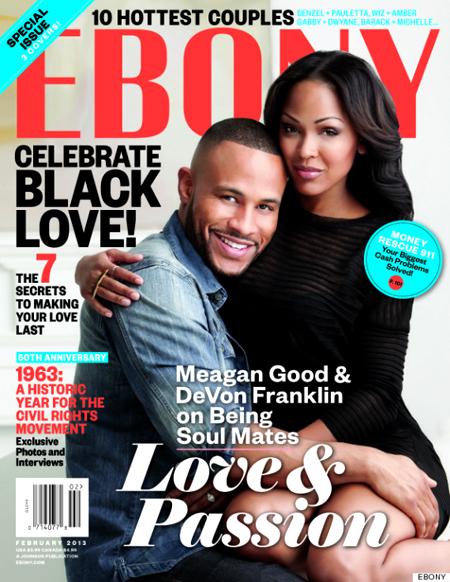 Ebony Magazine 2013 and EBONY has chosen to