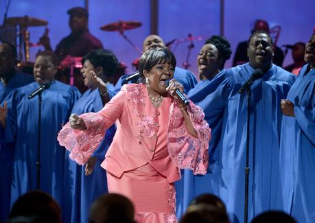 celebration of gospel 2013m shirley caesar sings god will make a way