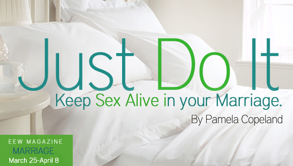 Married couples how to keep sex interesting