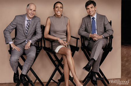 "Robin Roberts Makes Hollywood Reporter's ""35 Most Powerful People"