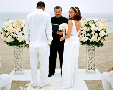 Tamela Mann Wedding