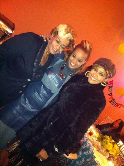 Karen Clark Sheard Enjoys A Birthday Bash In Her Honor