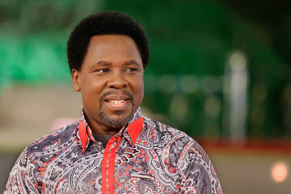 How Thousands Of People Fasted, Prayed And Begged God To Reverse My US Election Prophecy - TB Joshua