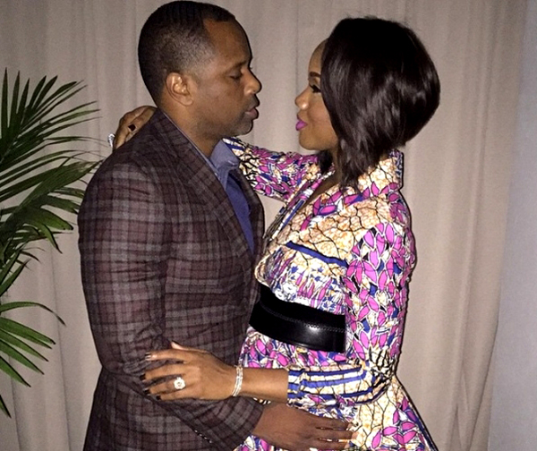 Who Is Toure Roberts Married To