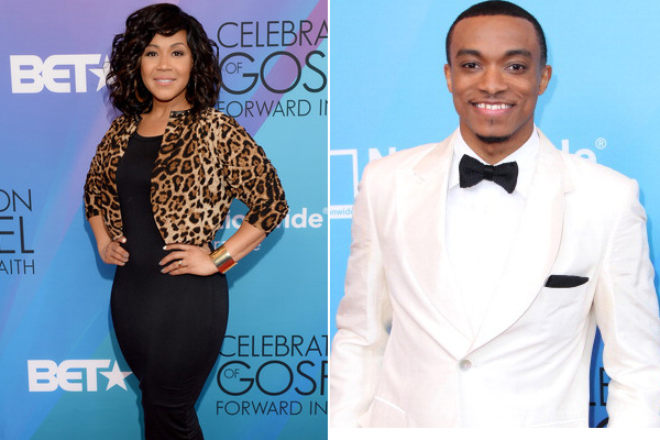 Behind The Scenes Erica Campbell And Jonathan Mcreynolds