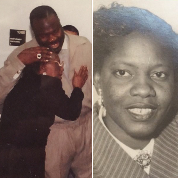 T D  Jakes Shares Sweet Mother's Day Tribute To Late Mom