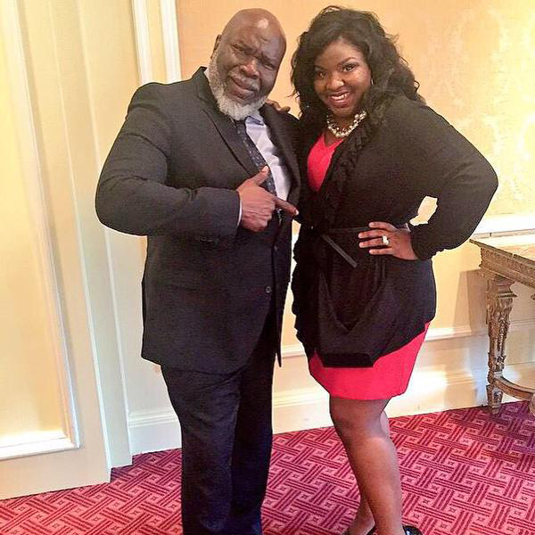 Happy Birthday: T D  Jakes Shares Sweet Message With Daughter Cora