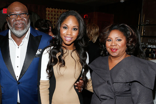 WATCH: Sarah Jakes Roberts & First Lady Serita Jakes on How to End Strife With Your Spouse