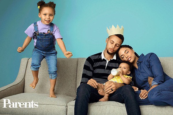 christian couple stephen and ayesha curry cover parents