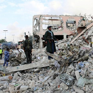 Prayers Up: Death toll from Somalia bomb attacks tops 300