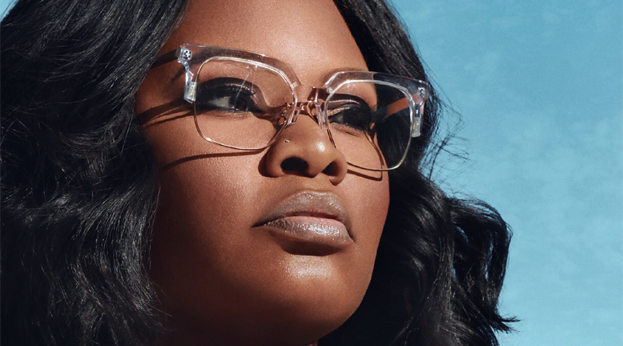 0de45d778f We love it  Tasha Cobbs Leonard honors late father with  Fritz Eyewear  Collection  launch