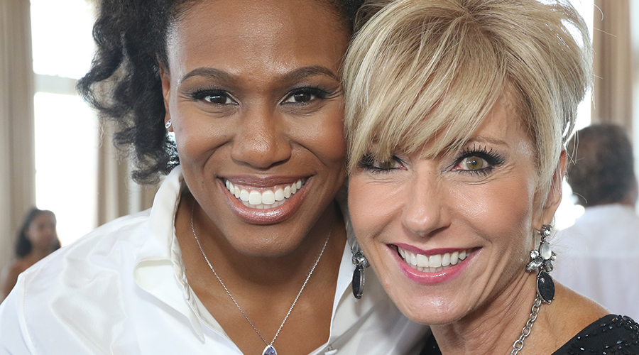 Priscilla Shirer and Beth Moore condemn those in the church who deny white supremacy