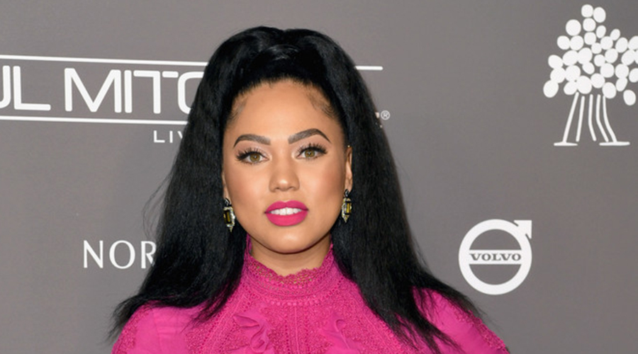 Ayesha Curry teaches us that in the age of oversharing, transparency is not always best
