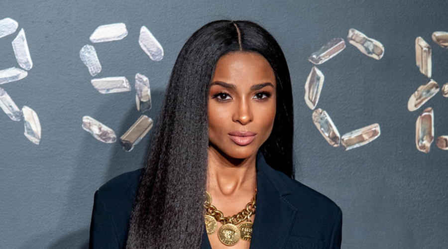 Won't He do it? Ciara says 'I prayed for a God-fearing man' and God sent Russell