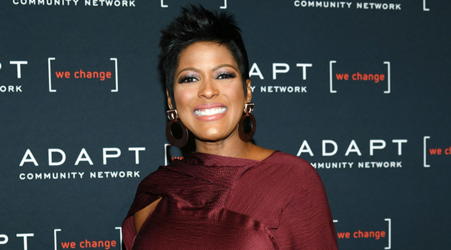 Living a blessed life: Tamron Hall talks marriage, motherhood and faith
